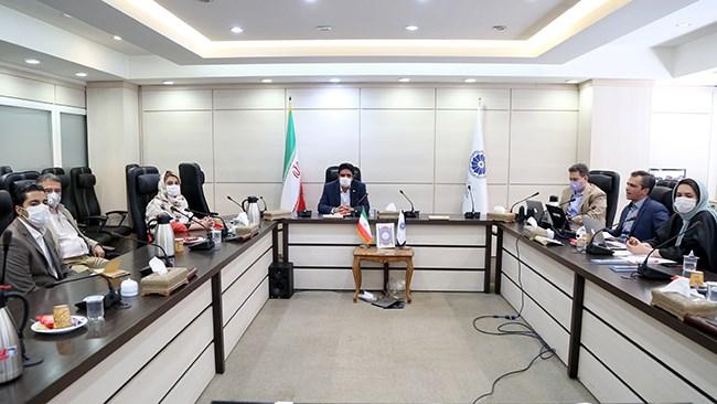 بررسی آییننامه اجرایی قانون کمک به ساماندهی پسماندها در نشست کمیسیون توسعه پایدار، آب و محیط زیست اتاق ایران
